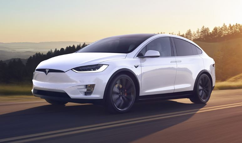 Tesla Model X Window Tinting Chandler Gilbert Az Car Tint Pro
